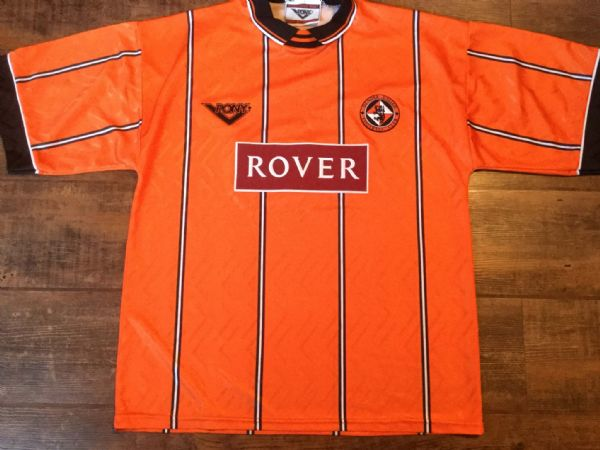 1994 1996  Dundee United Football Shirt Adults Large